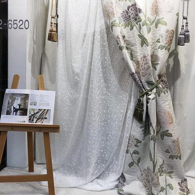 春を迎えるカーテン